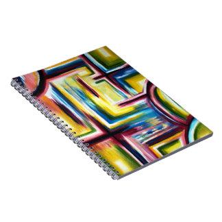 Diseño del laberinto note book