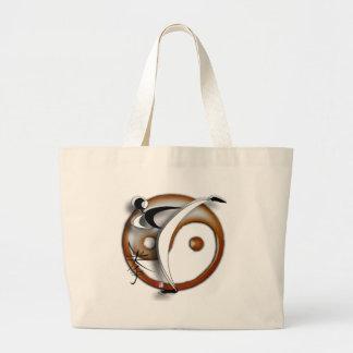 Diseño del logotipo de los motivadores de la aptit bolsa