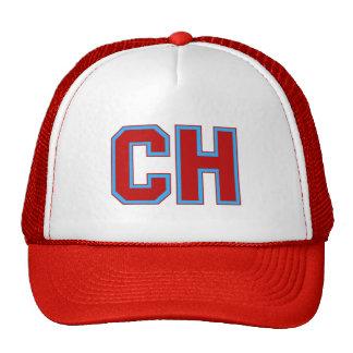 Diseño del logotipo del CH de las alturas de Cambr Gorro De Camionero