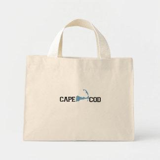Diseño del mapa de Cape Cod Bolsas