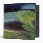 """Diseño del modelo de la pluma del loro carpeta 1 1/2"""""""