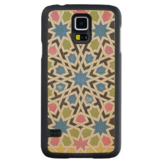 Diseño del mosaico de Alhambra, 'del árabe Funda De Galaxy S5 Slim Arce