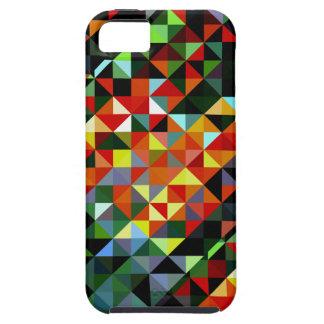 Diseño del mosaico en el iPhone 5/5S, ambiente iPhone 5 Carcasas