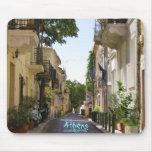 Diseño del mousepad de Atenas Grecia Alfombrilla De Ratón