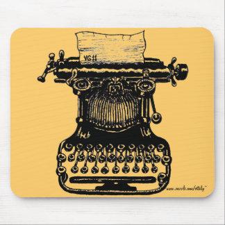 Diseño del mousepad del arte gráfico de la máquina