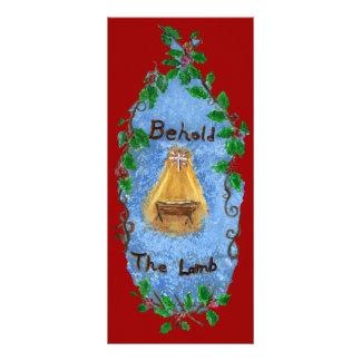 Diseño del navidad de Jesús del bebé del acebo del Plantillas De Lonas