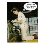 Diseño del obrero de Rosie de la Segunda Guerra Mu Postal