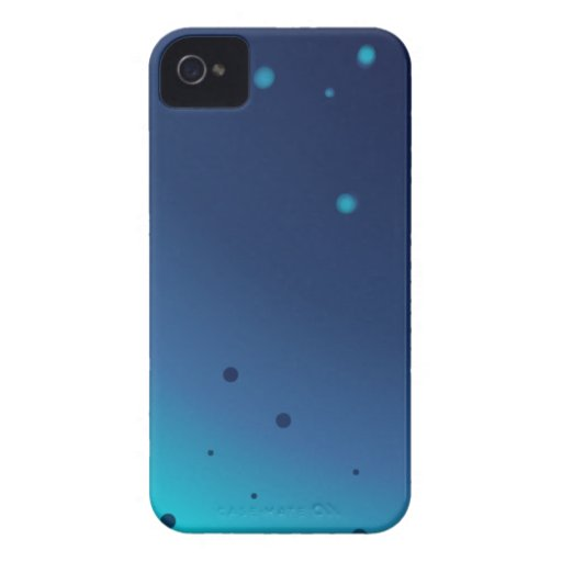 Diseño del océano iPhone 4 protectores