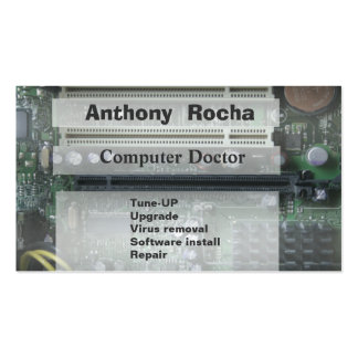 Diseño del ordenador con tecnología de la placa ma