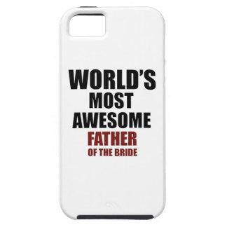Diseño del padre de la novia iPhone 5 Case-Mate cárcasa