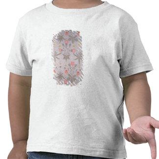 Diseño del papel pintado de Daisy Camisetas