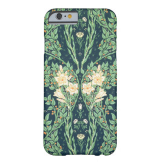 Diseño del papel pintado de Francisca Funda Para iPhone 6 Barely There
