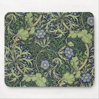 Diseño del papel pintado de la alga marina, impres mouse pad