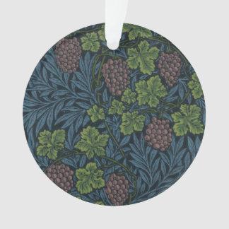 Diseño del papel pintado de la vid de William