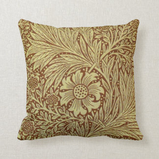 Diseño del papel pintado de William Morris de la Cojín