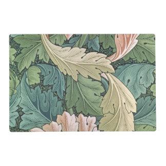 """Diseño del papel pintado del """"Acanthus"""", 1875 Tapete Individual"""