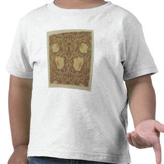 """Diseño del papel pintado del """"Pimpernel"""", 1876 Camisetas"""