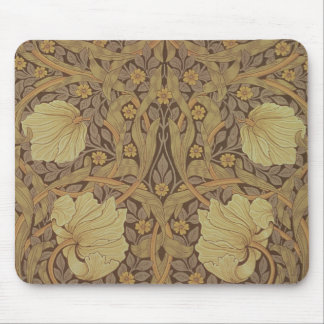 "Diseño del papel pintado del ""Pimpernel"", 1876 Mouse Pads"