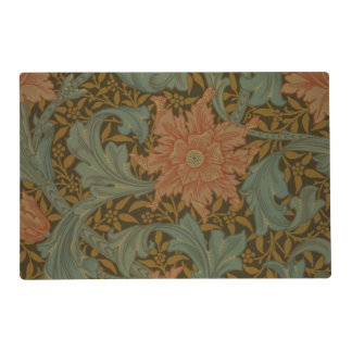 """Diseño del papel pintado del """"solo tronco"""" tapete individual"""