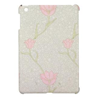 """""""Diseño del papel pintado del tulipán del jardín"""","""