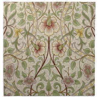 Diseño del papel pintado floral del vintage - narc servilleta imprimida