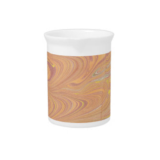 Diseño del papel veteado jarrón