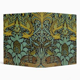 """Diseño del pavo real y de la tapicería de William Carpeta 1"""""""
