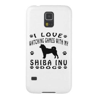 Diseño del perro de Shiba Inu Carcasa Para Galaxy S5