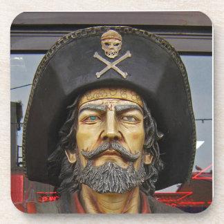Diseño del pirata posavaso