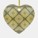 Diseño del piso del ornamento ornatos