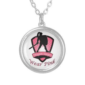 Diseño del poder del chica de la mujer del rosa grimpola personalizada
