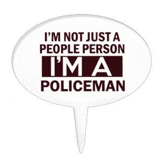 diseño del policía