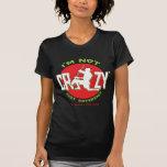 Diseño del portero de LaCrosse Camisetas