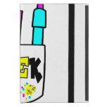 diseño del protector del bolsillo del cmyk del fri iPad mini cárcasa
