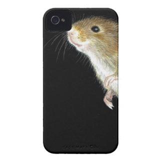 Diseño del ratón de campo iPhone 4 funda