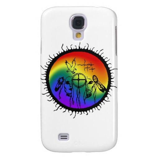 Diseño del remolino del arco iris del Dos-Alcohol