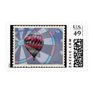 Diseño del sello de Airballoon