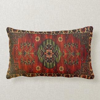 Diseño del siglo XIX 237 de la alfombra del vintag Almohadas