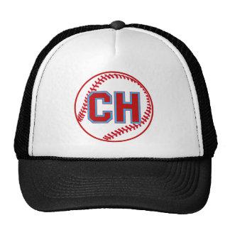 Diseño del softball del béisbol de las alturas de  gorra