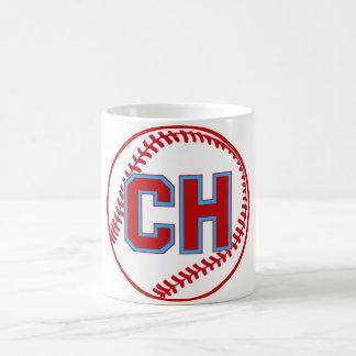 Diseño del softball del béisbol de las alturas de  tazas
