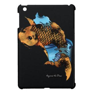 Diseño del tatuaje de los pescados de Koi