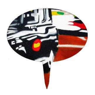diseño del taxi del negro del taxi de Londres Palillos De Tarta