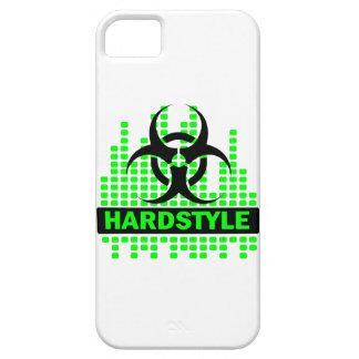 Diseño del tempo de Hardstyle Funda Para iPhone SE/5/5s