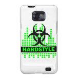 Diseño del tempo de Hardstyle Galaxy S2 Carcasa