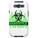 Diseño del tempo de Hardstyle Galaxy S3 Carcasa
