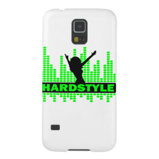 Diseño del tempo del bailarín de Hardstyle Carcasa Galaxy S5