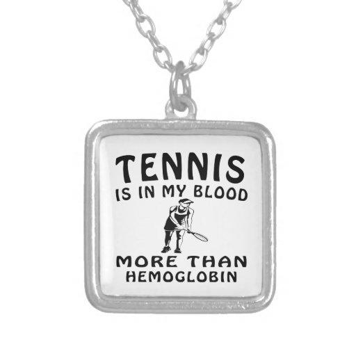 Diseño del tenis colgante cuadrado