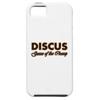 diseño del tiro de disco iPhone 5 Case-Mate funda