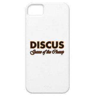 diseño del tiro de disco iPhone 5 Case-Mate coberturas