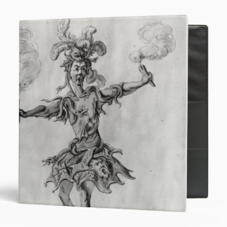 """Diseño del traje para el ballet 'Medusa Carpeta 1 1/2"""""""